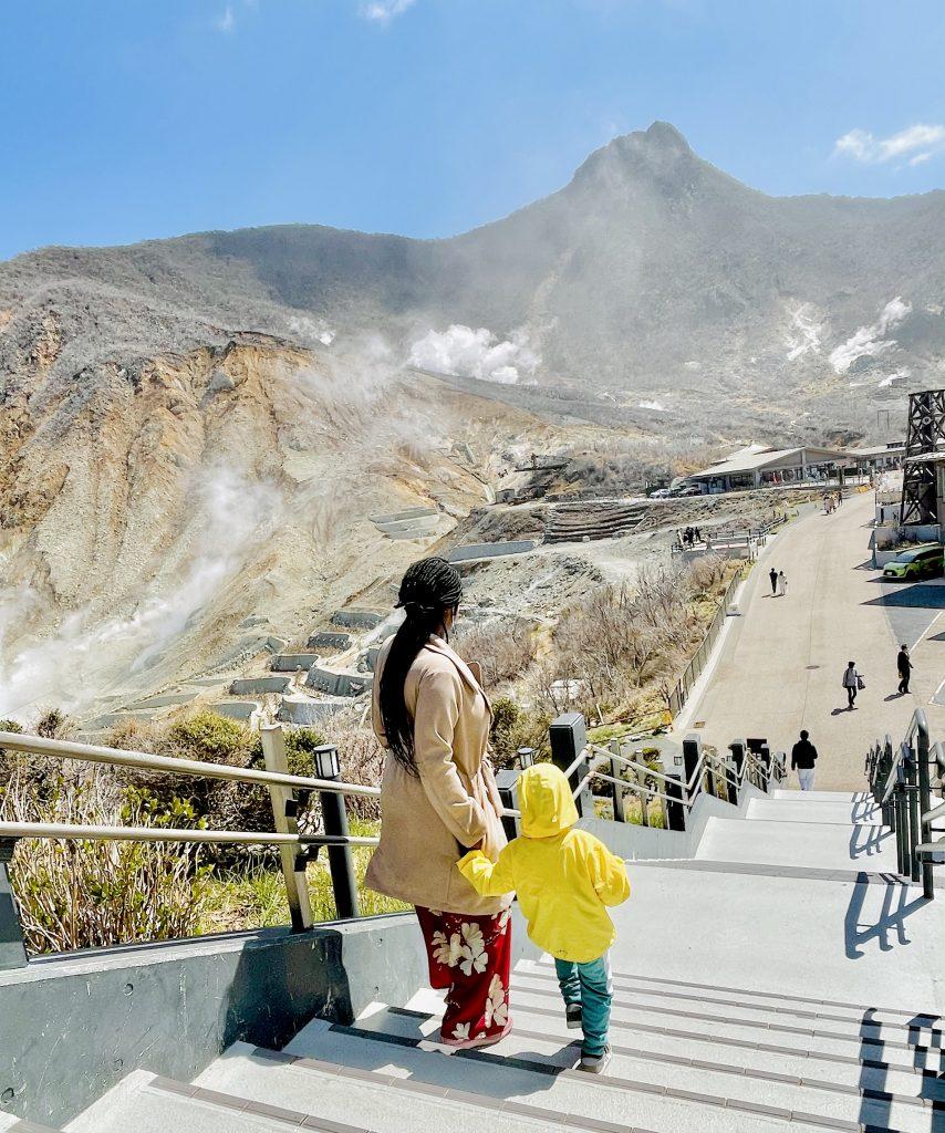 Owakudani- Hakone Day Trip Guide